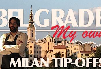 Milan Čiča tip-offs